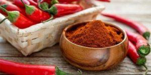 propiedades de la pimienta cayena